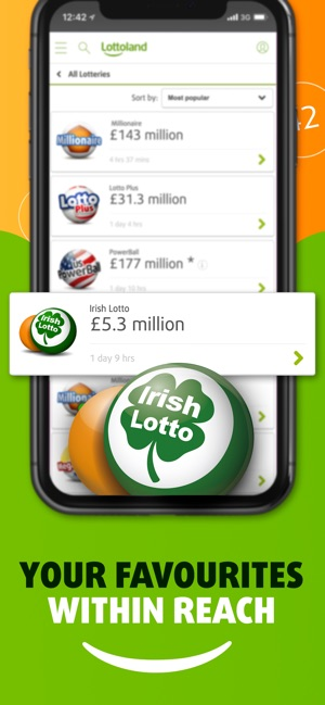 Lottoland: Lotto Betting App on the App Store