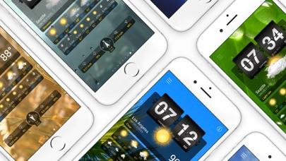 Screenshot for Météo+ in Lebanon App Store