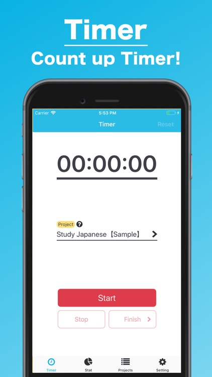 Timer ~ Count up your work screenshot-4