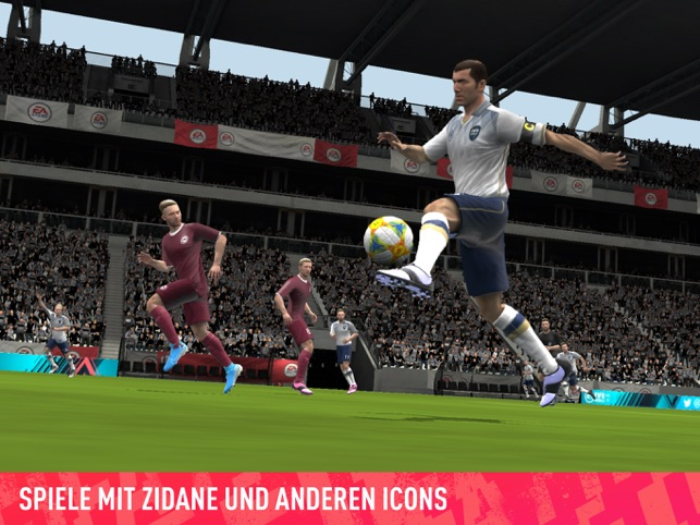 ‎FIFA Fussball Screenshot