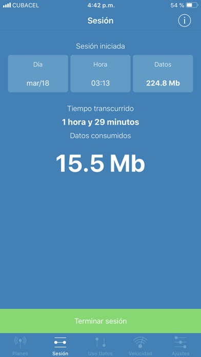 Screenshot for Datos Cuba in United States App Store