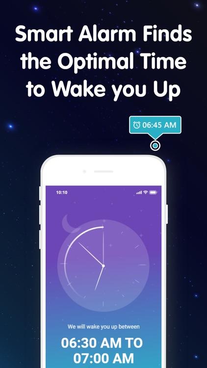 Sleep + Snoring Monitoring App screenshot-5