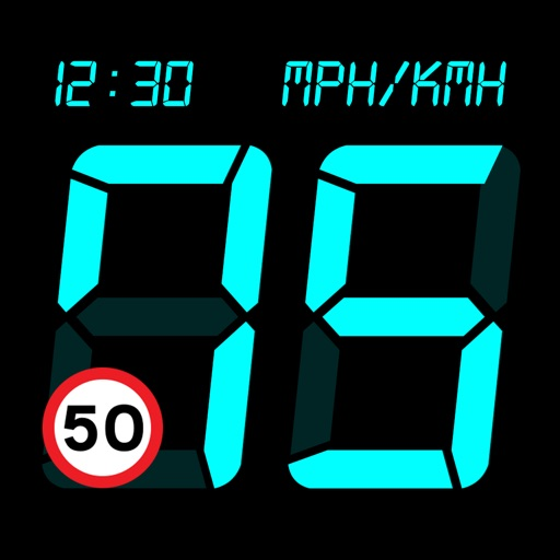 Speedbox Digital Speedometer