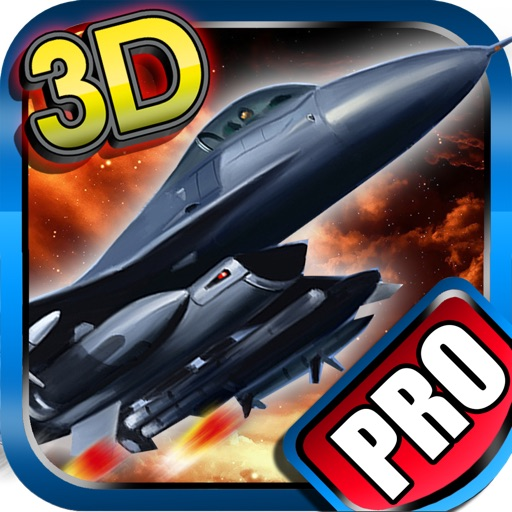 Metal Jet 3d fighting Shooter : Fly and Fight Super sonic army airplane iOS App