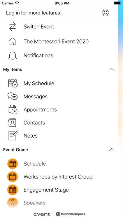 The Montessori Event screenshot-4
