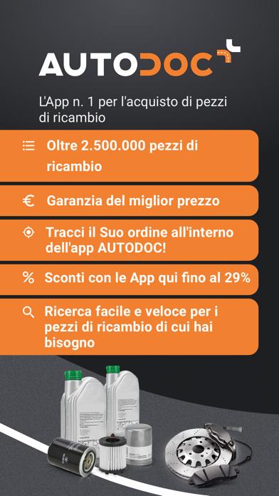 Autodoc — Ricambi auto online iPhone