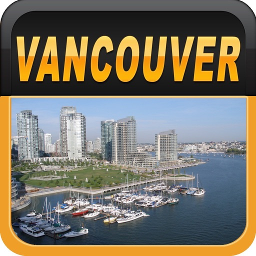 Vancouver Offline Travel Guide