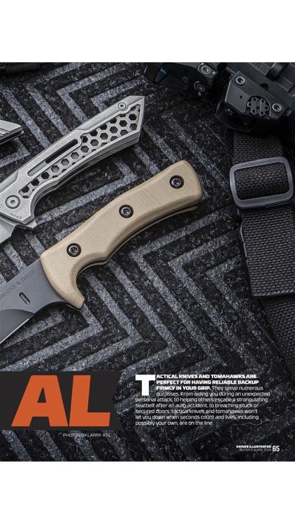 Knives Illustrated screenshot-3