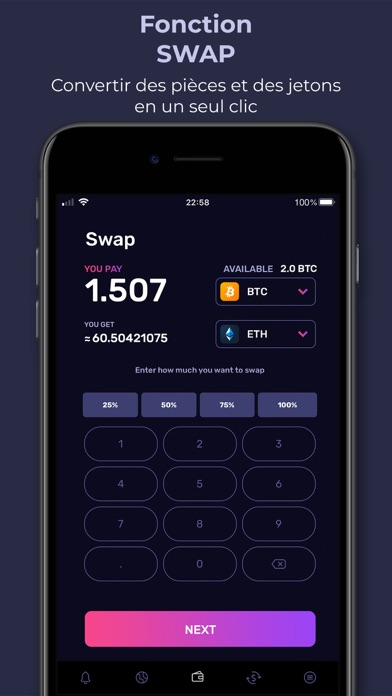 messages.download Klever App - Crypto Wallet software
