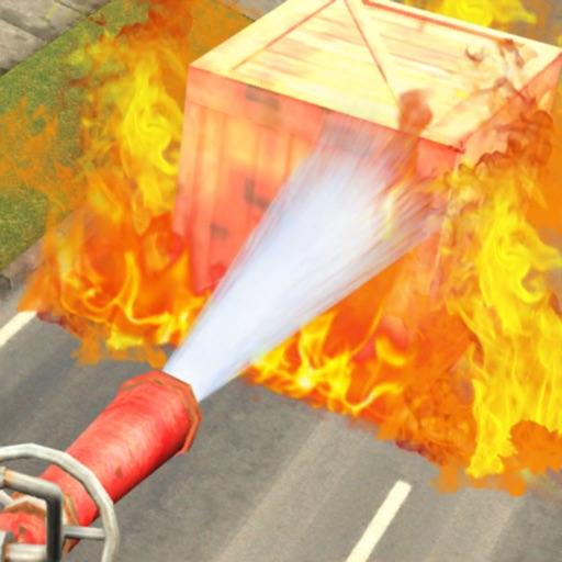 Fireman Rush 3D
