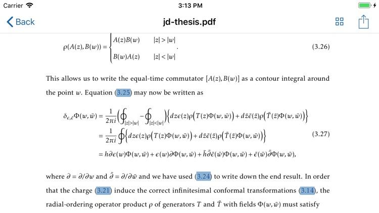 Texpad : LaTeX editor screenshot-8