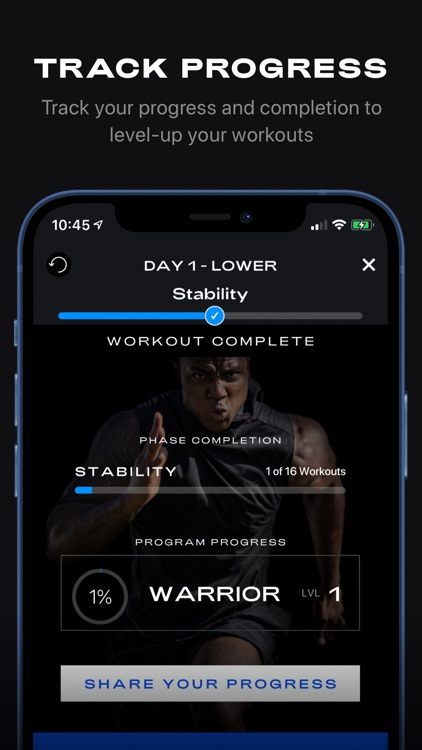 D2W Fitness by DeMarcus Ware screenshot-9