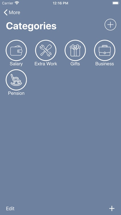 CoinSave Cost accounting screenshot-5