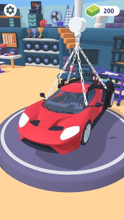 天天爱修车 (Repair My Car!) screenshot-4