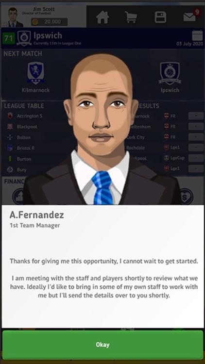 Club Soccer Director 2021