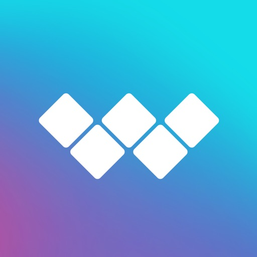 Wallpics™ — Sticky Photo Tiles