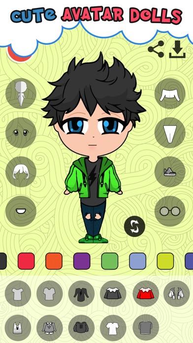 Character Maker - Doll Avatar screenshot four