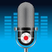 RecorderHQ - Audio recorder for cloud drive icon