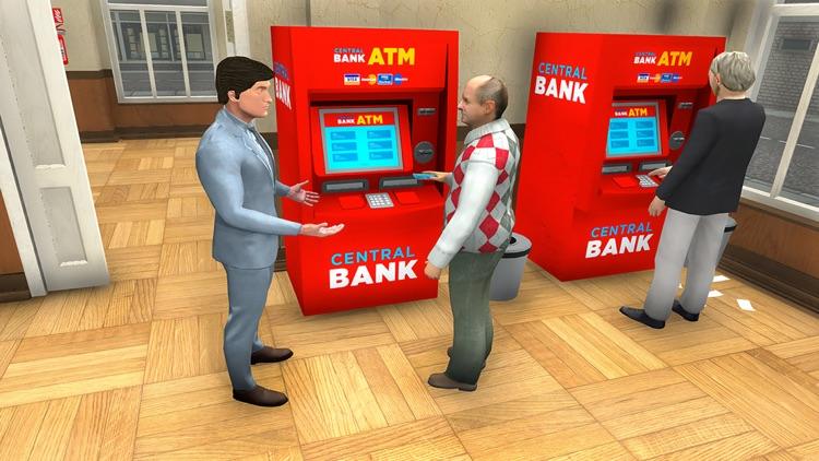 Virtual Bank Manager ATM Job screenshot-3