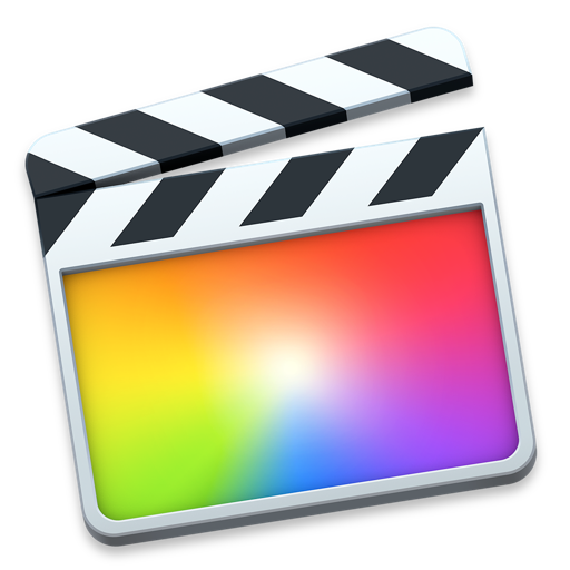 視頻制作 Final Cut Pro for Mac