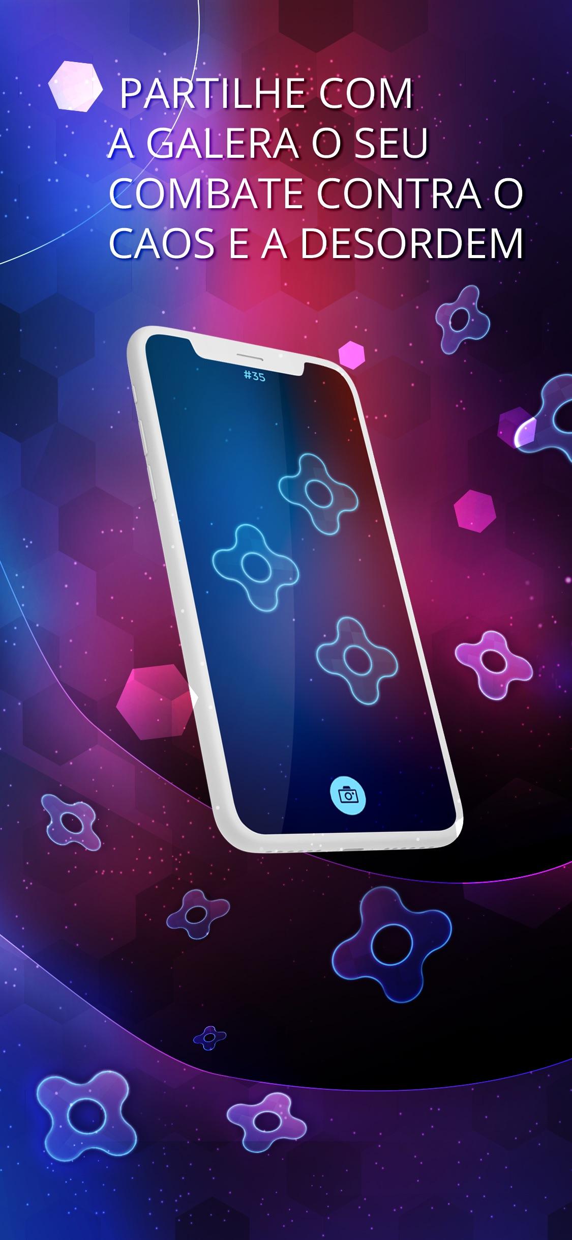 Screenshot do app Formas