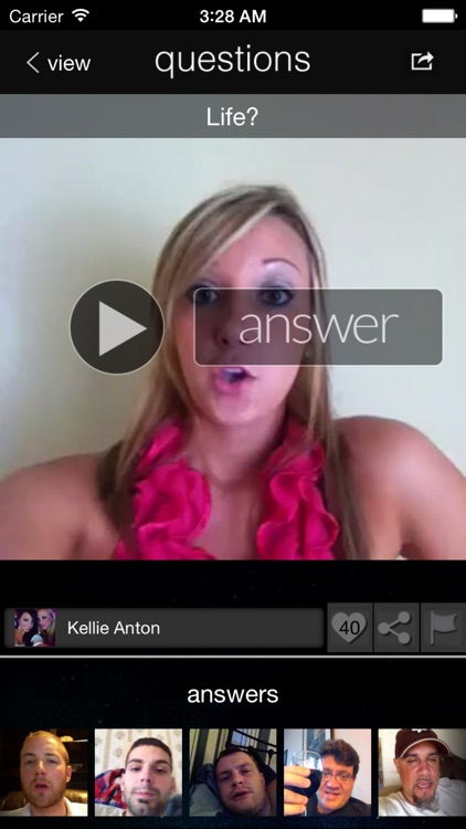 Questions - Video Chat Q&A