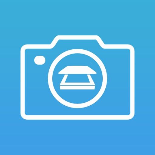 Scanner to pdf camera