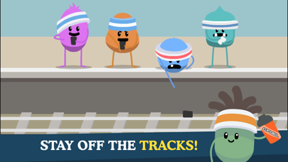 Screenshot from Dumb Ways to Die 2: The Games