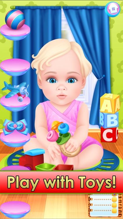Baby & Family Simulator Care screenshot-6