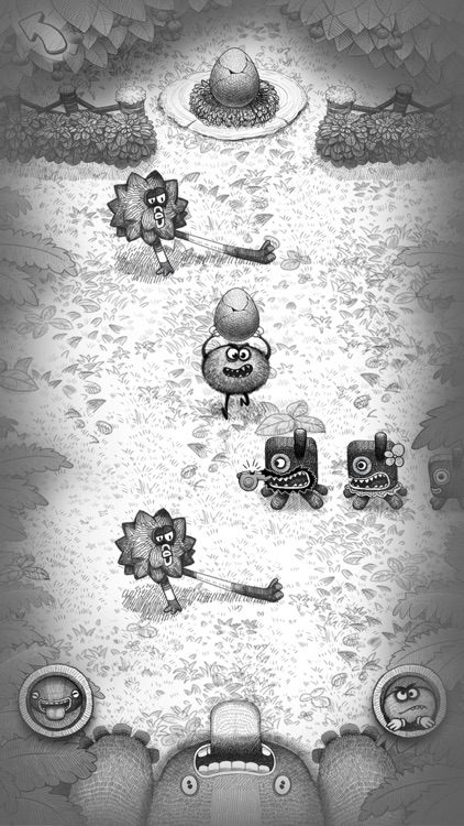 Bad Hungry Monster screenshot-6