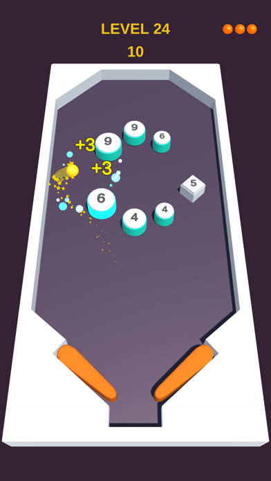 Ball vs Bumpers screenshot 5