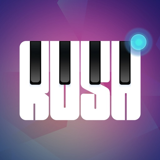 Piano Rush - Piano Games iOS App