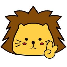 Singa Polah Stickers Pack 4