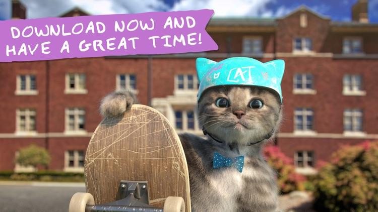 Little Kitten & Friends (4+) screenshot-4