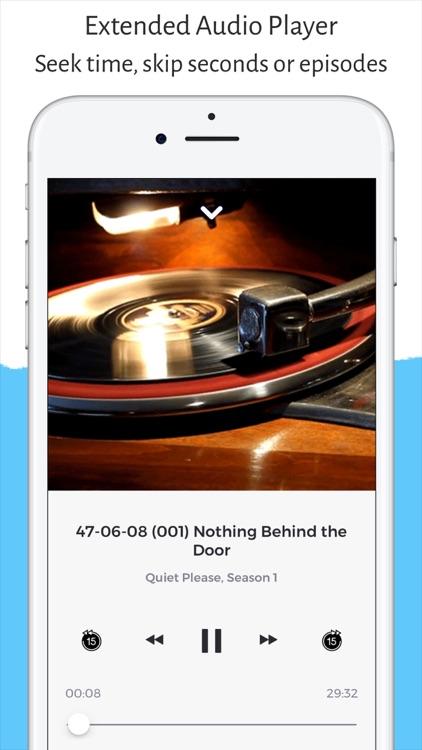 Old Time Radio Shows screenshot-5