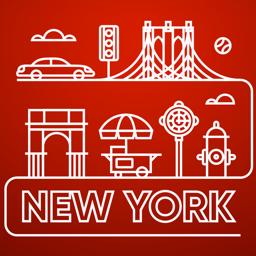 Ícone do app New York City Guia de Viagem