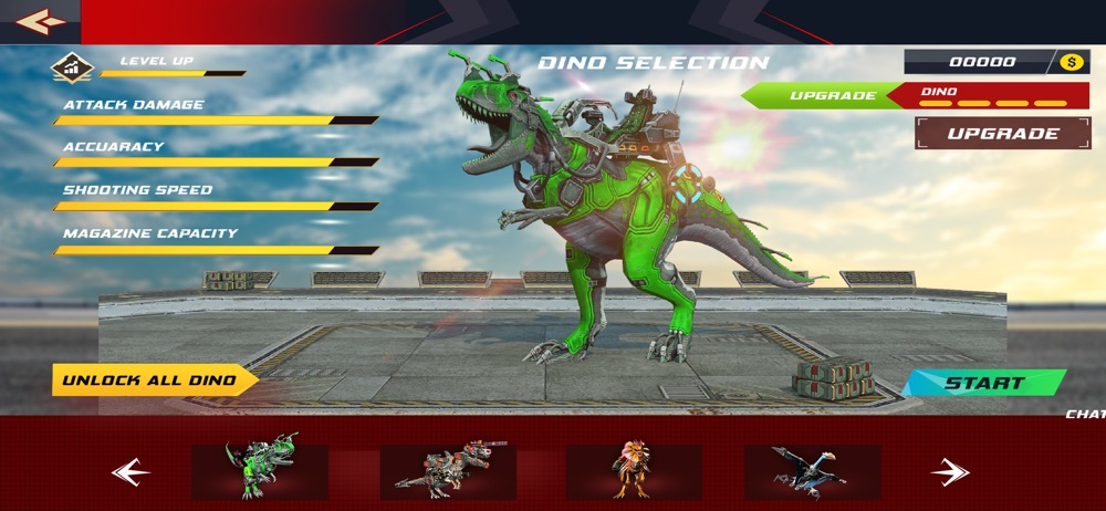 Metal Dino Robot Transform Cheat Codes