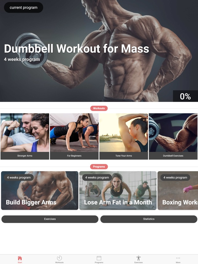 Arm Workout Routine on the App Store