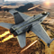 App Icon for Air Fighter Jet Simulation Pro App in Egypt IOS App Store