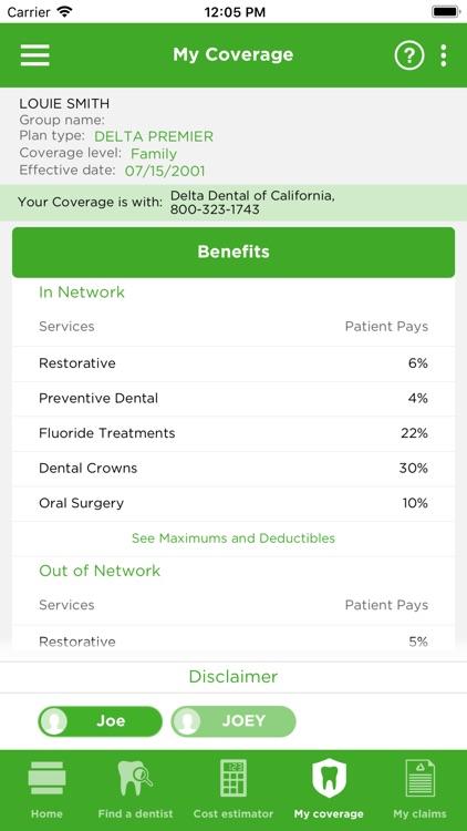 Delta Dental Mobile screenshot-4