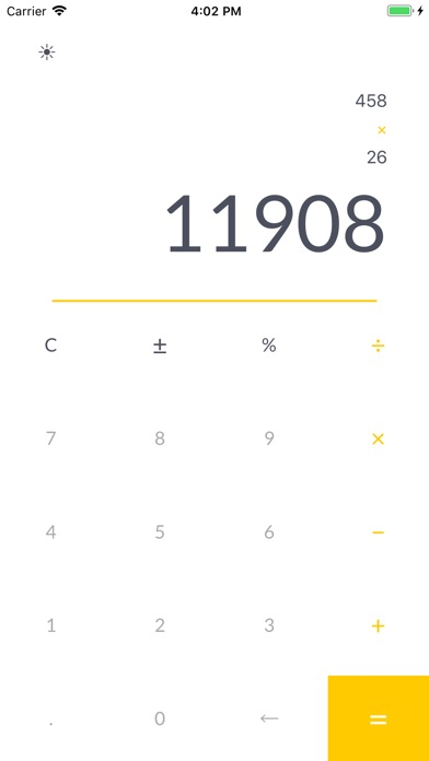 Screenshot for Portable Calculator in United States App Store