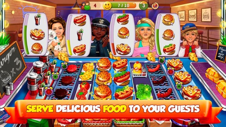 Hell's Cooking: Burger Master screenshot-0