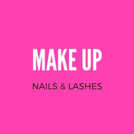 Make Up Nails & Lashes