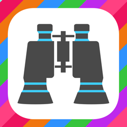 Ícone do app Binoculars - Super Zoom Camera