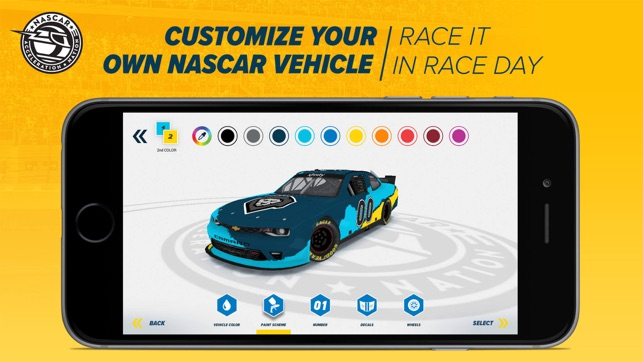 NASCAR Acceleration Nation on the App Store