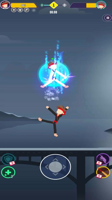Stickman Battle screenshot 4