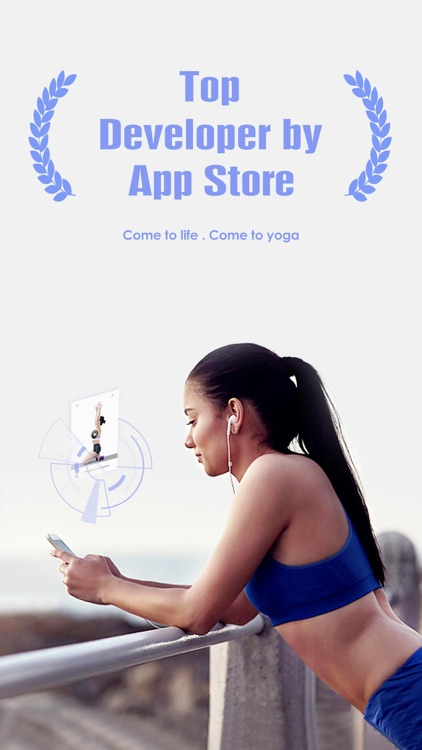 Daily Yoga - Workout & Fitness screenshot-0