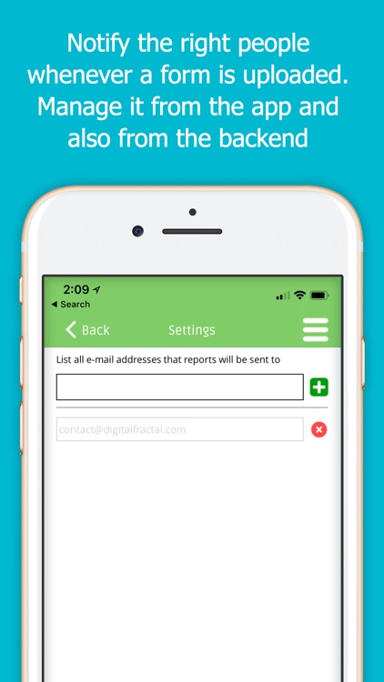 Chameleon Forms App screenshot-3