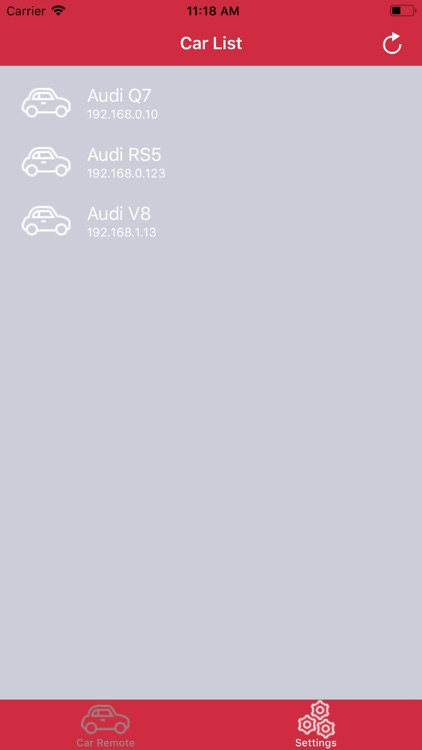 Car Remote OBD Check for Audi