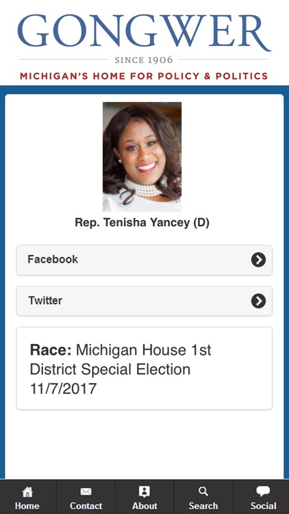 2020 Michigan Elections